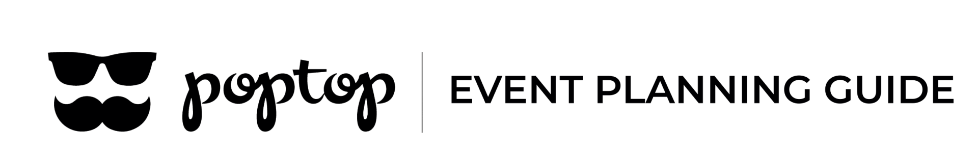 Poptop Event Planning Guide