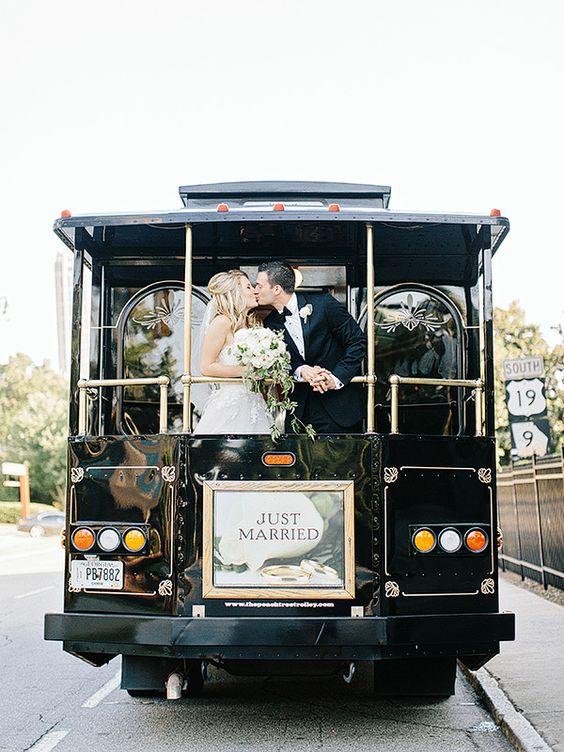 Wedding Car in process