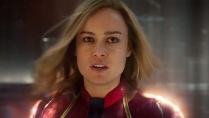 Captain Marvel sales are bombing, here is why | Sausage Roll