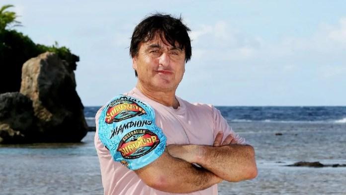 Survivor: Ross Clarke-Jones injury   Sausage Roll
