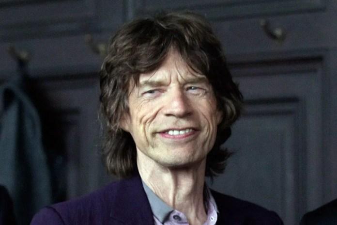Mick Jagger | Sausage Roll