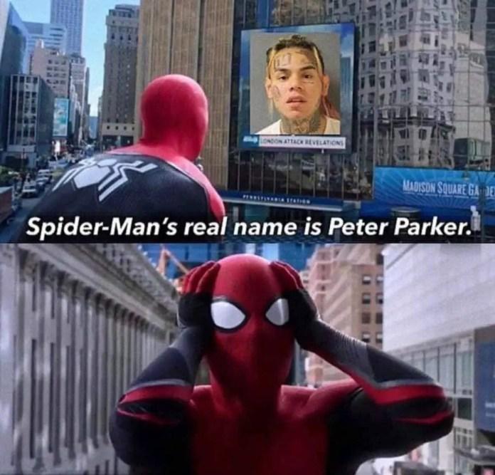6ix9ine Memes