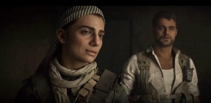 Call of Duty: Modern Warfare Farah