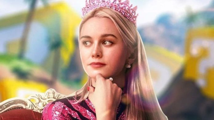 Brie Larson 'shoe in' to play Princess Peach in Mario live-action movie