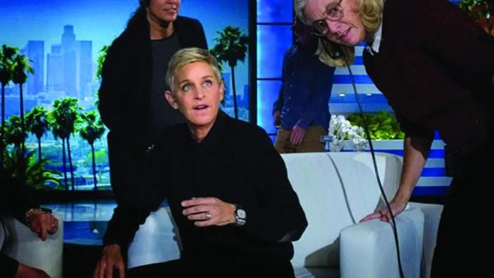 Ellen DeGeneres show cancelled in Australia during investigation