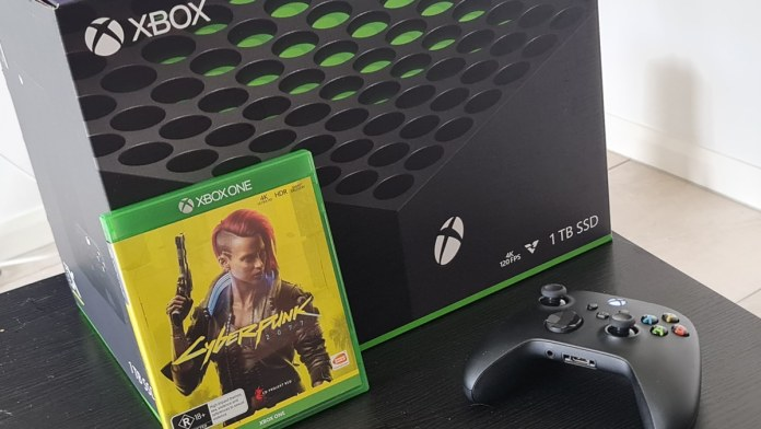 I got an Xbox Series X just for Cyberpunk 2077 but was it worth it?