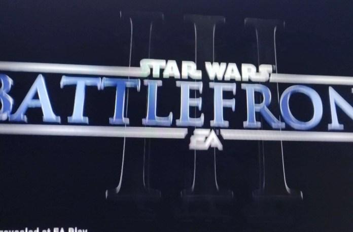Star Wars: Battlefront III (3) logo EA Play leak