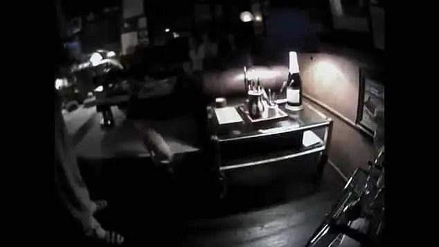 Amber Heard body cam footage