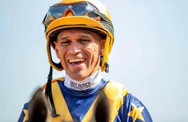 Javier Castellano horse racing