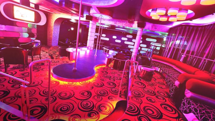 The Cabaret Club, Fortitude Valley