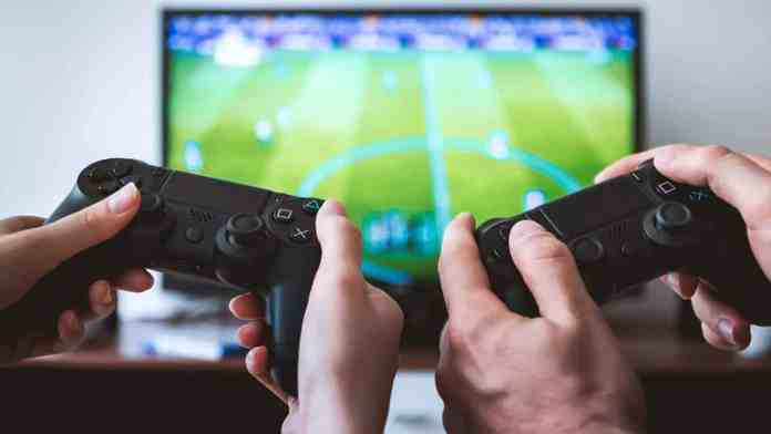 Video games are popular after lockdown in 2021