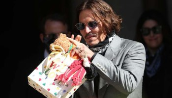 Johnny Depp trends on Twitter on his birthday