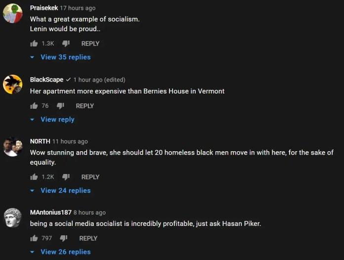 Neeko YouTube video comments 1