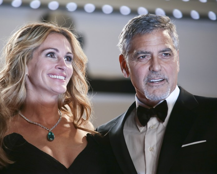 George Clooney and Julia Roberts, Ticket to Paradise (2022)