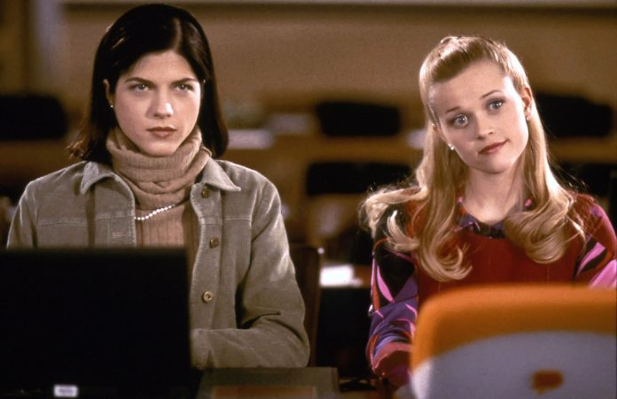 Legally Blonde (Selma Blair, Reese Witherspoon)