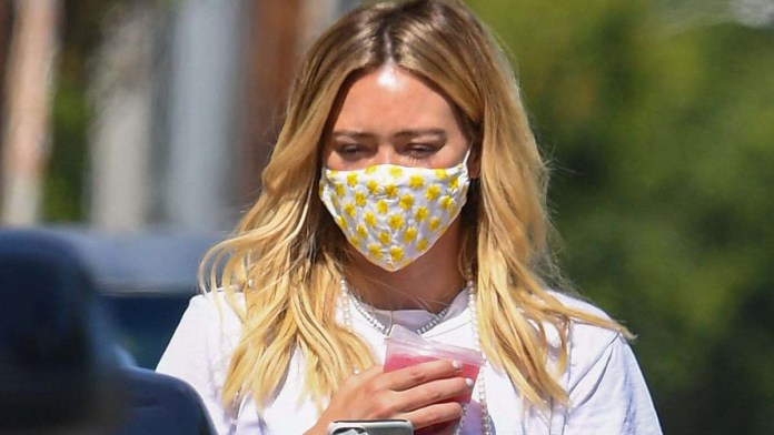HIMYF delayed: Hilary Duff catches 'delta variant' after being vaxxed