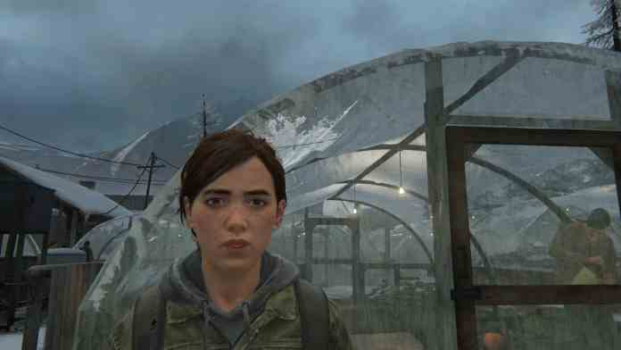 In-game footage Naughty Dog's The Last of Us Part II (2020)