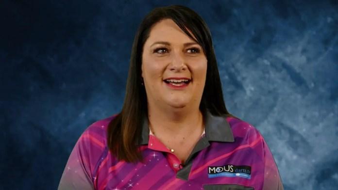 Corrine Hammond talks about the future of women's darts