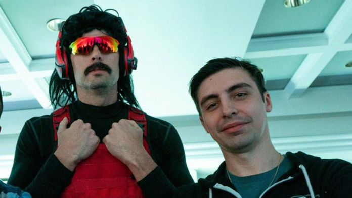 Dr DisRespect and Lupo