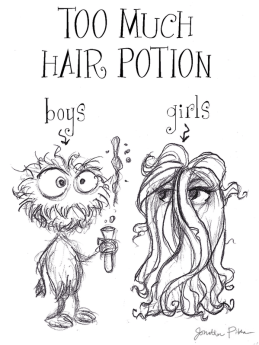 potion oops