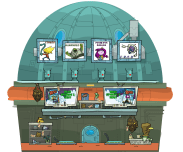 galactic hot dogs store bts image 1