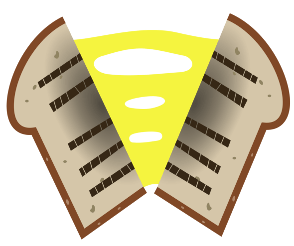 Cheese Sandwich's Cutie Mark