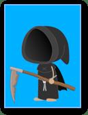 Grim Reaper Costume in Poptropica