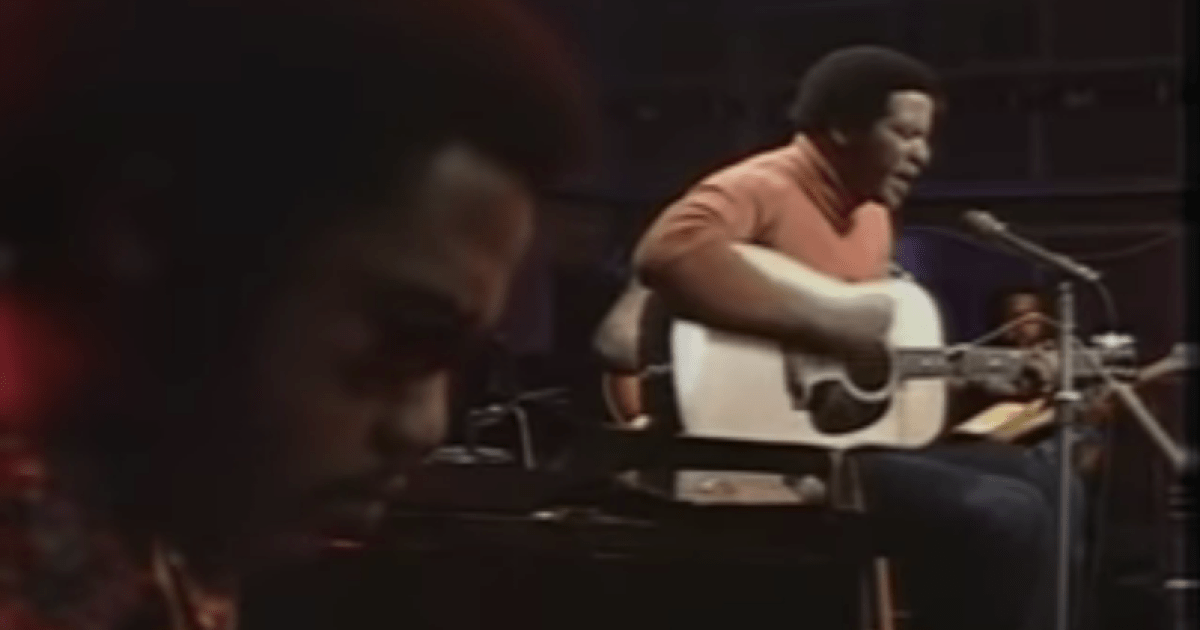 Wikipedia Explains: Bill Withers's 'Use Me'
