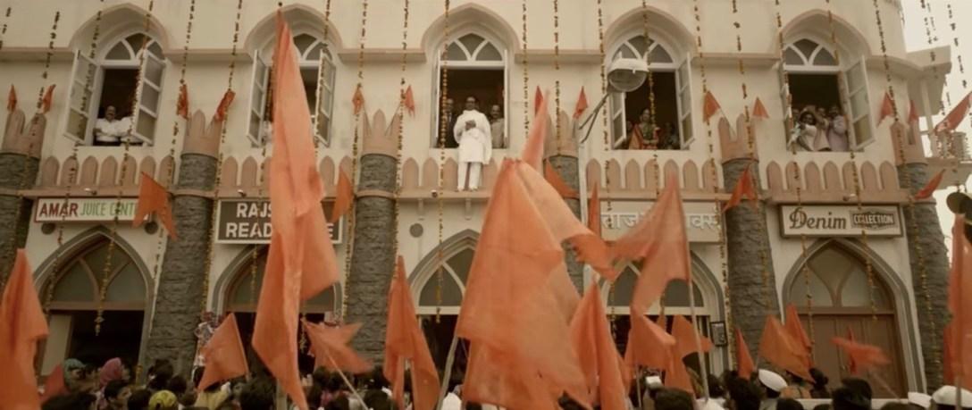 'Thackeray': A Hindu Nationalist Hagiography