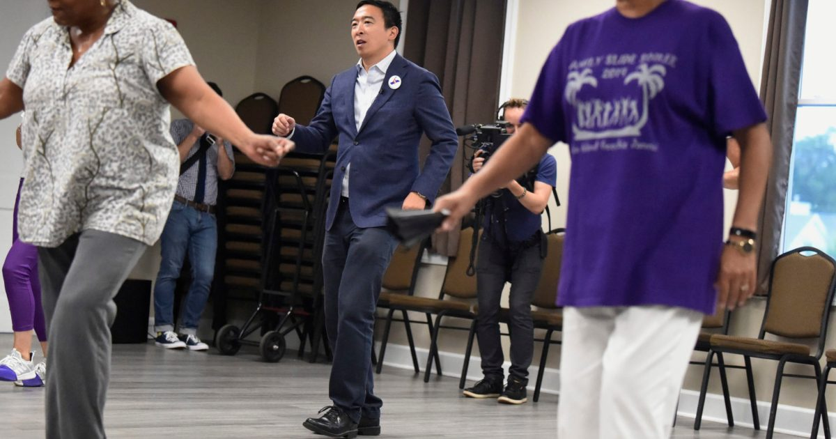 Andrew Yang: The Man Without Qualities