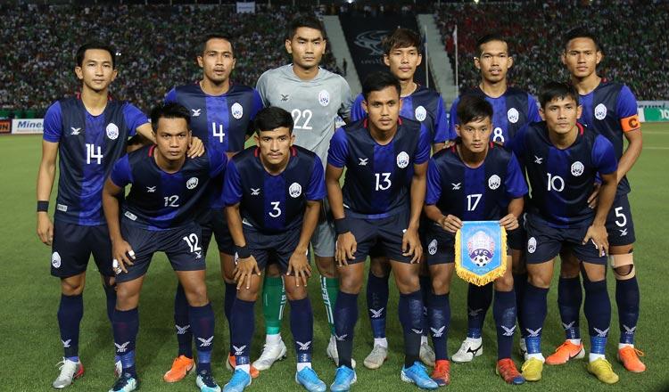 Cambodia-football-team