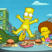 les simpsons streaming