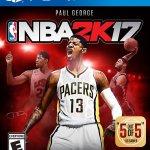 81MtBG4xXhL. AC SL1500  - NBA 2K17 Standard Edition - PlayStation 4