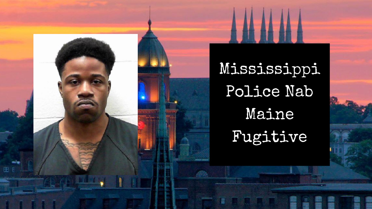Read more about the article Jaquile Coleman in  Custody | Mississippi Police Nab Maine Fugitive
