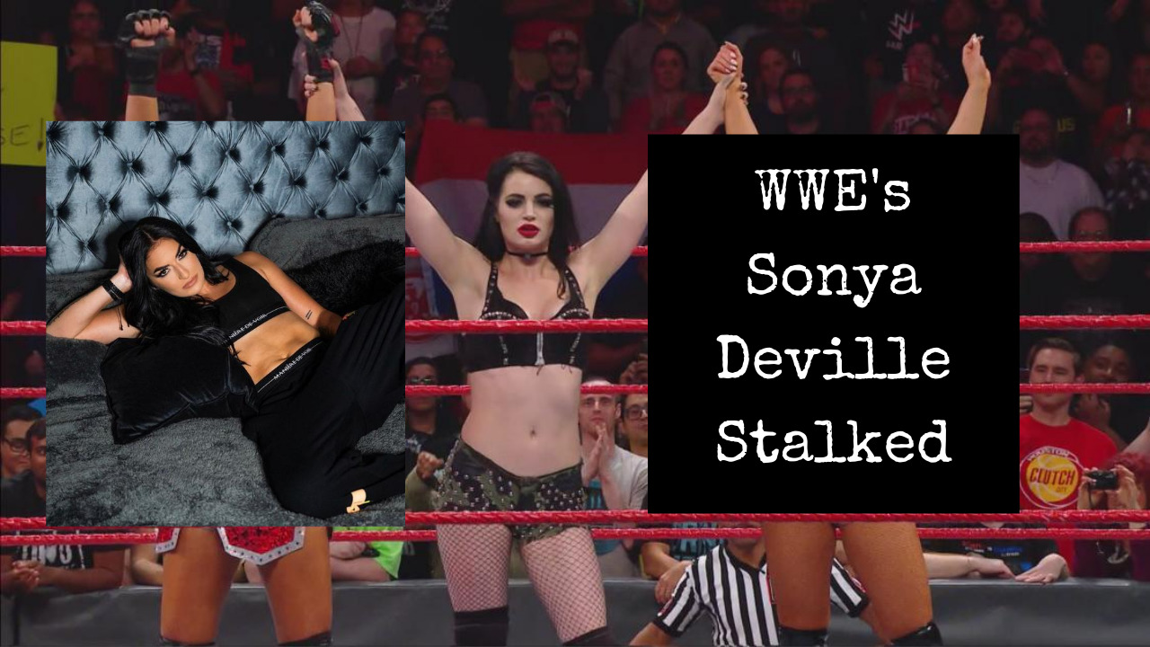WWE's Sonya Deville Stalked | Phillip Thomas Arrested for Kidnapping and Stalking