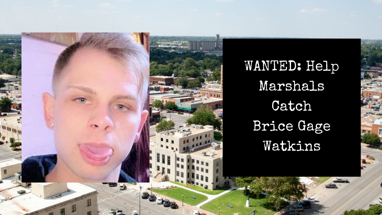 WANTED – Help the US Marshals Catch Brice Gage Watkins