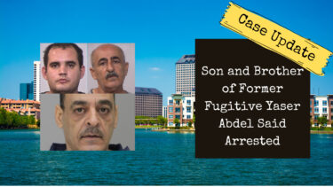 Son and Brother of Former Fugitive Yaser Abdel Said Await Trial