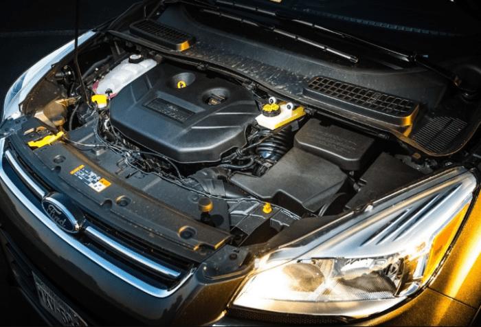 2021 Ford Escape Engine
