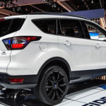 2021 Ford Escape Exterior