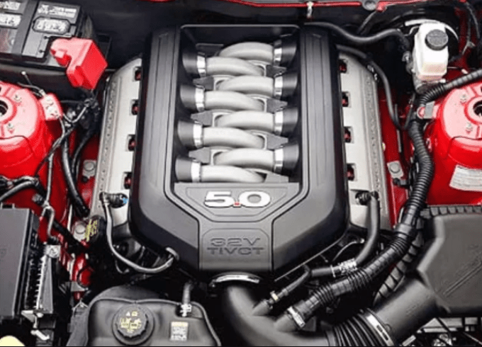 2019 Ford Excursion Engine