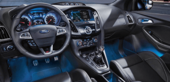 2019 Ford Focus ST Interior