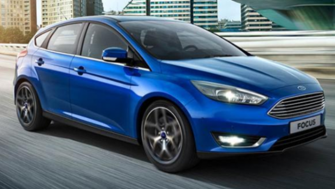 2021 Ford Focus ST
