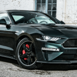 2019 Ford Mustang Hybrid Exterior