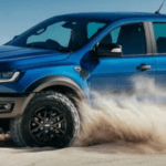 2019 Ford Ranger Raptor ,