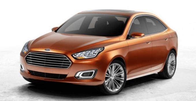 Ford Escort 2020