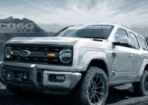 2019 Ford Bronco 4 Door