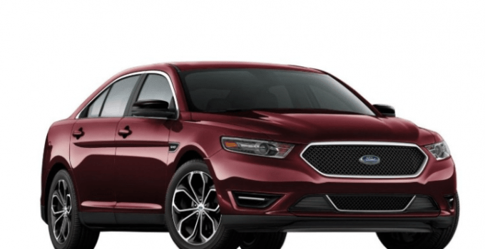 2020 Ford Taurus Engine