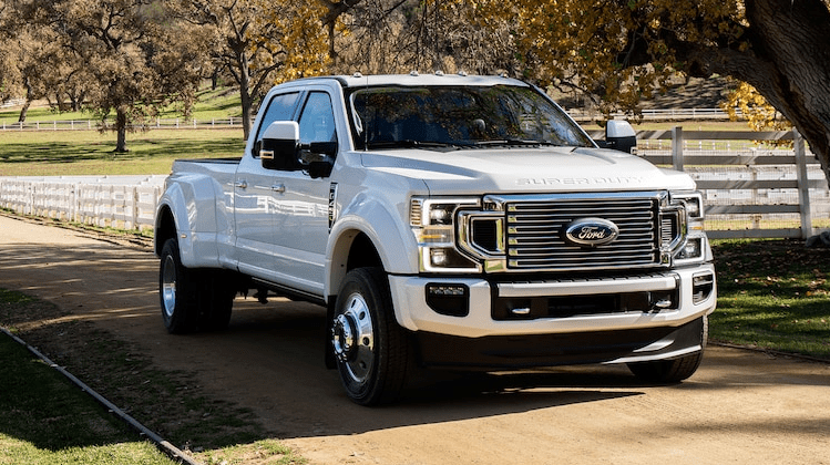2020 Ford Super Duty Exterior