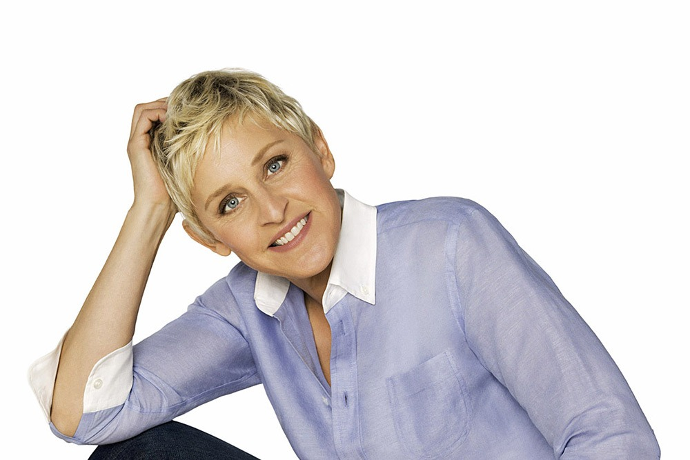 20 Sexy Celebrities You Won't Believe Are in Their 50's - Ellen DeGeneres
