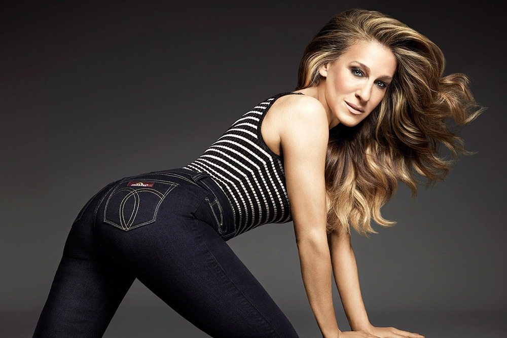 20 Sexy Celebrities You Won't Believe Are in Their 50's - Sara Jessica Parker